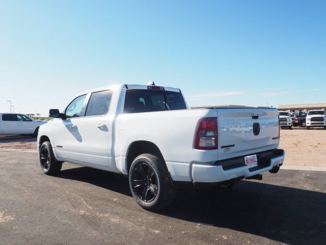 2020 Ram 1500 Crew Cab 4x4, Pickup #D01833 - photo 2