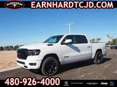 2020 Ram 1500 Crew Cab 4x4, Pickup #D01833 - photo 1