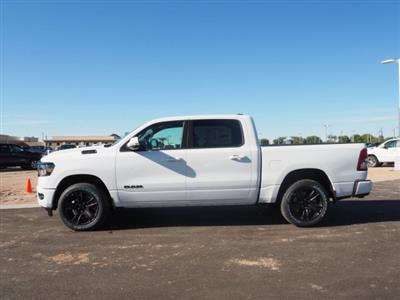 2020 Ram 1500 Crew Cab 4x4, Pickup #D01833 - photo 4