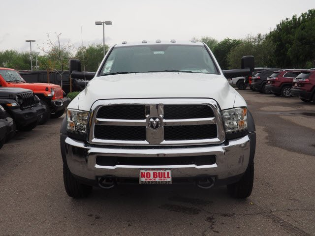 2018 Ram 4500 Regular Cab DRW 4x2,  CM Truck Beds Platform Body #D84507 - photo 3