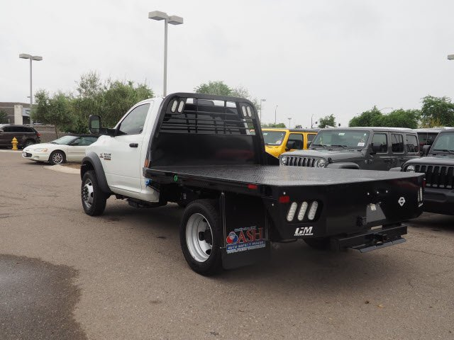 2018 Ram 4500 Regular Cab DRW 4x2,  CM Truck Beds Platform Body #D84507 - photo 2