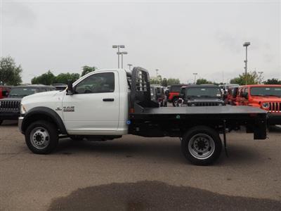 2018 Ram 4500 Regular Cab DRW 4x2,  CM Truck Beds RD Model Platform Body #D84507 - photo 4