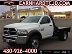 2018 Ram 4500 Regular Cab DRW 4x2,  CM Truck Beds Platform Body #D84507 - photo 1