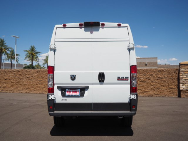 2018 ProMaster 3500 High Roof FWD,  Empty Cargo Van #D85067 - photo 1