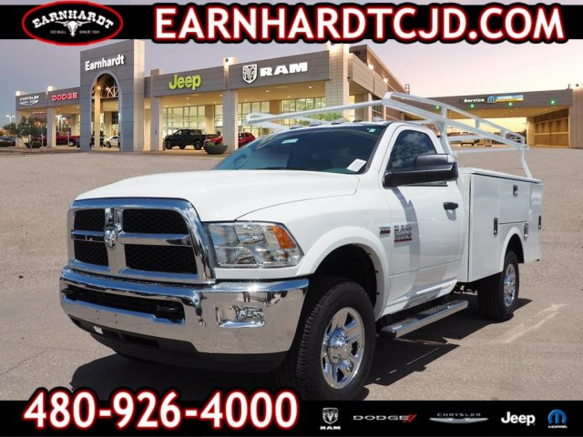 2018 Ram 3500 Regular Cab 4x2,  Cab Chassis #D85123 - photo 1