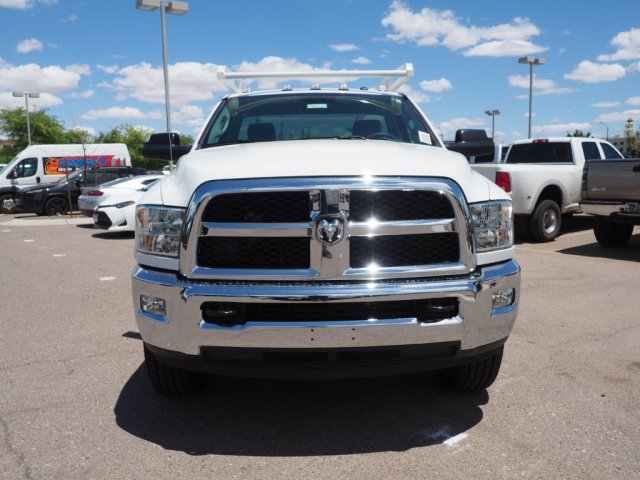 2018 Ram 3500 Regular Cab 4x2,  Cab Chassis #D85123 - photo 3