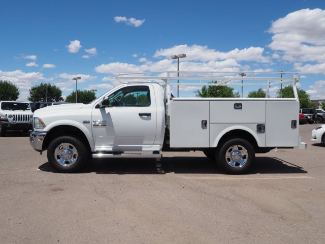2018 Ram 3500 Regular Cab 4x2,  Cab Chassis #D85123 - photo 4