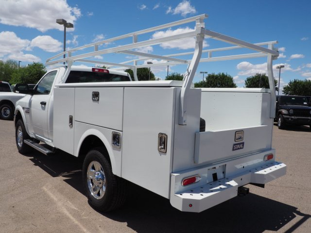 2018 Ram 3500 Regular Cab 4x2,  Cab Chassis #D85123 - photo 2