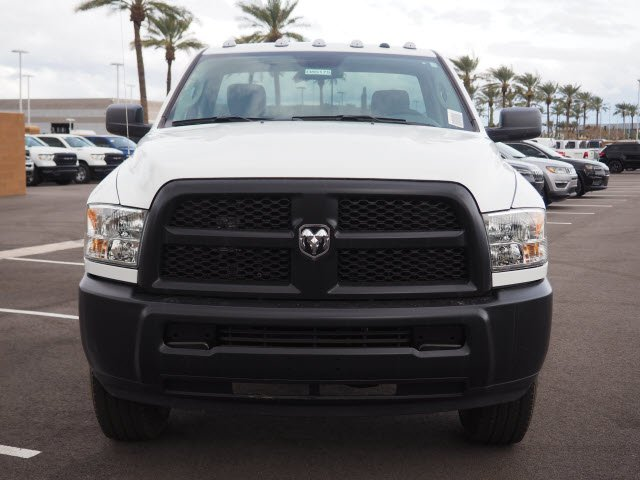 2018 Ram 2500 Regular Cab 4x4,  Cab Chassis #D85175 - photo 4