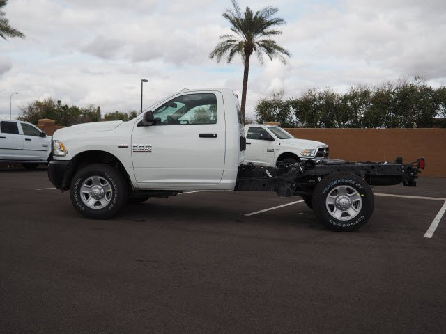 2018 Ram 2500 Regular Cab 4x4,  Cab Chassis #D85175 - photo 5