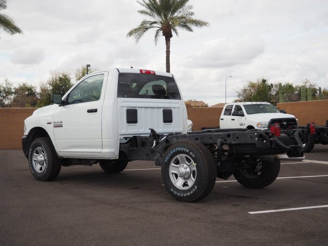 2018 Ram 2500 Regular Cab 4x4,  Cab Chassis #D85175 - photo 2