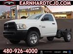 2018 Ram 2500 Regular Cab 4x4,  Cab Chassis #D85175 - photo 1