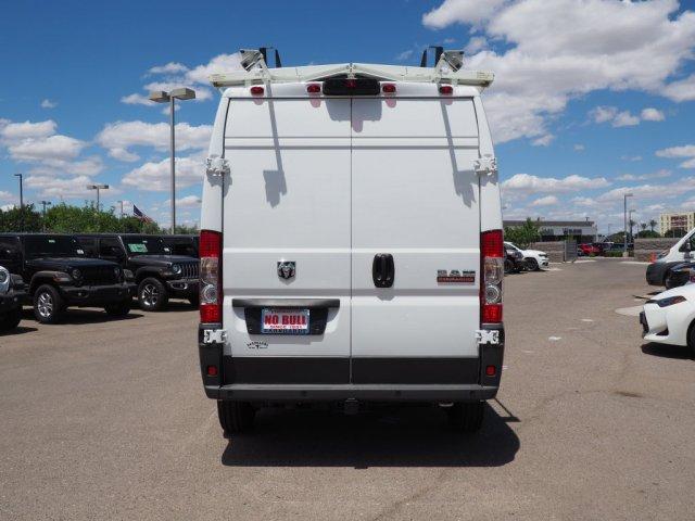 2018 ProMaster 2500 High Roof FWD,  Empty Cargo Van #D85200 - photo 1