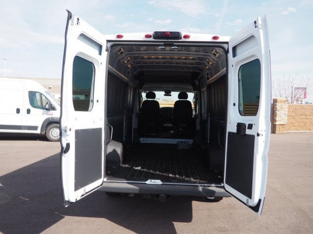 2018 ProMaster 3500 High Roof FWD,  Empty Cargo Van #D85262 - photo 2