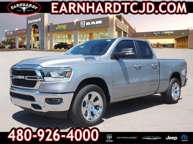 2019 Ram 1500 Quad Cab 4x4,  Pickup #D90160 - photo 1