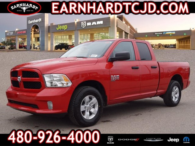 2019 Ram 1500 Quad Cab 4x2,  Pickup #D90469 - photo 1