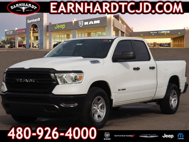 2019 Ram 1500 Quad Cab 4x2,  Pickup #D90514 - photo 1