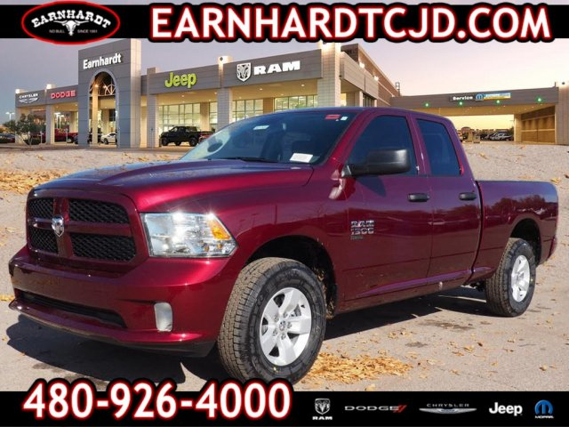 2019 Ram 1500 Quad Cab 4x4,  Pickup #D91005 - photo 1