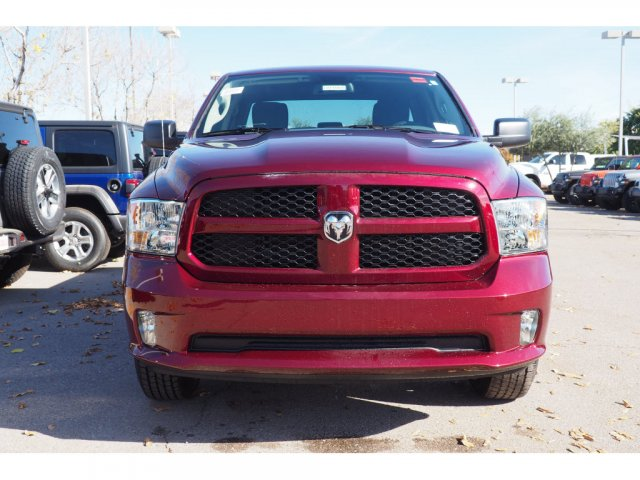 2019 Ram 1500 Quad Cab 4x4,  Pickup #D91005 - photo 3