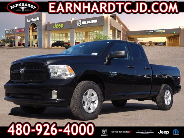 2019 Ram 1500 Quad Cab 4x4,  Pickup #D91031 - photo 1