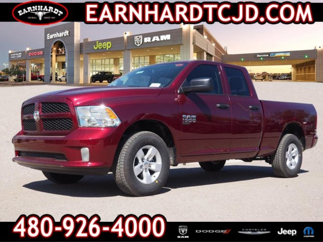 2019 Ram 1500 Quad Cab 4x4,  Pickup #D91038 - photo 1