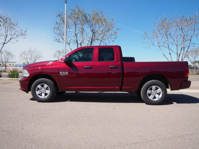 2019 Ram 1500 Quad Cab 4x4,  Pickup #D91038 - photo 4