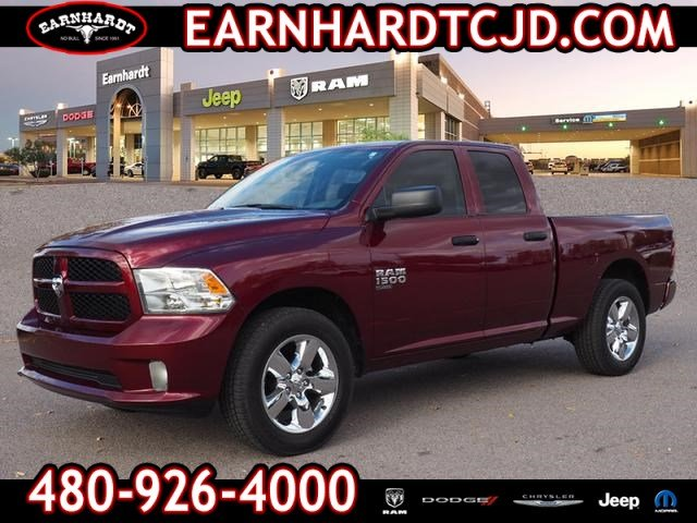 2019 Ram 1500 Quad Cab 4x2,  Pickup #D91094 - photo 1