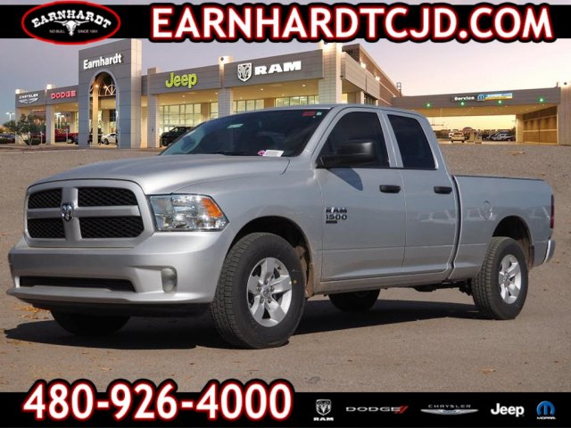 2019 Ram 1500 Quad Cab 4x2,  Pickup #D91128 - photo 1