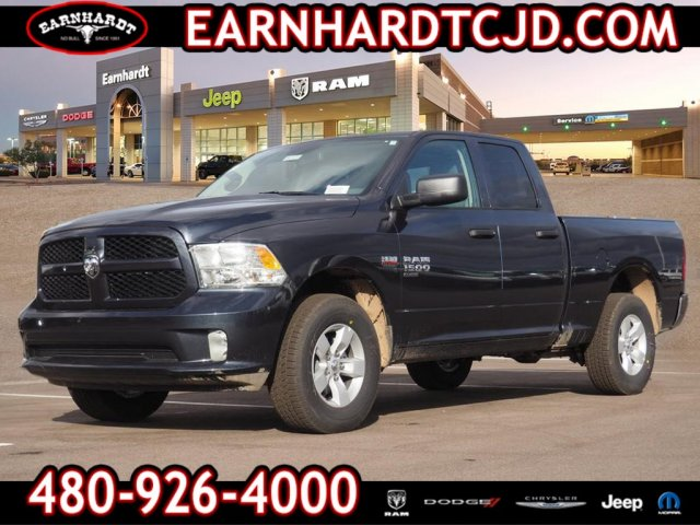 2019 Ram 1500 Quad Cab 4x4,  Pickup #D91170 - photo 1