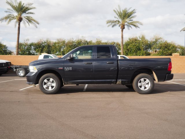 2019 Ram 1500 Quad Cab 4x4,  Pickup #D91170 - photo 4