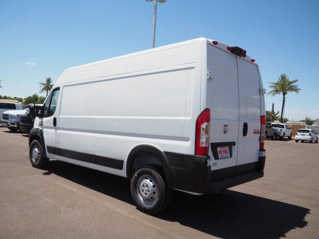 2019 ProMaster 2500 High Roof FWD,  Empty Cargo Van #D91175 - photo 5