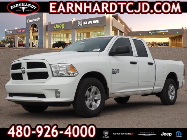 2019 Ram 1500 Quad Cab 4x2,  Pickup #D91287 - photo 1
