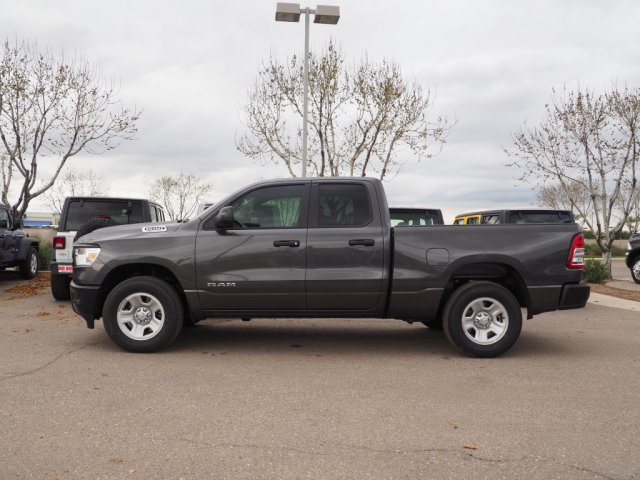 2019 Ram 1500 Quad Cab 4x4,  Pickup #D91367 - photo 4