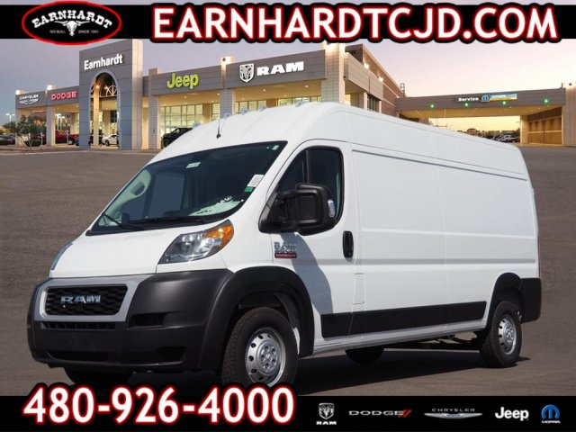 2019 ProMaster 3500 High Roof FWD,  Empty Cargo Van #D91380 - photo 1