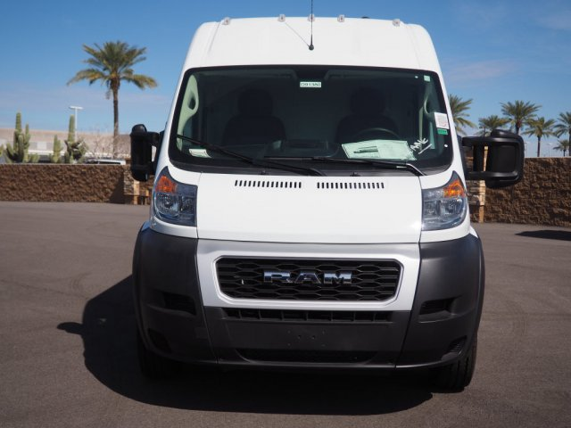 2019 ProMaster 3500 High Roof FWD,  Empty Cargo Van #D91380 - photo 3