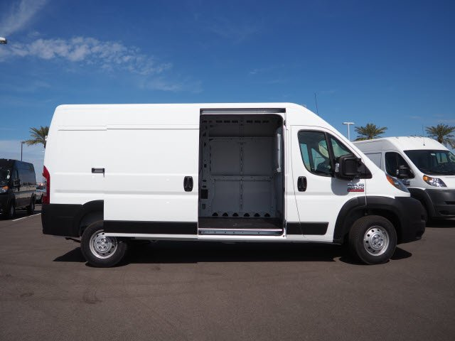 2019 ProMaster 3500 High Roof FWD,  Empty Cargo Van #D91380 - photo 4