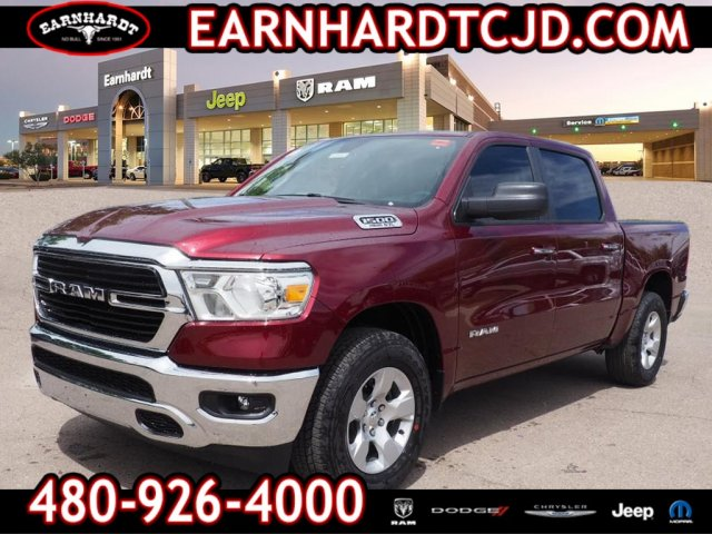 2019 Ram 1500 Crew Cab 4x4,  Pickup #D91627 - photo 1