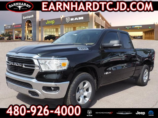 2019 Ram 1500 Quad Cab 4x2,  Pickup #D91721 - photo 1