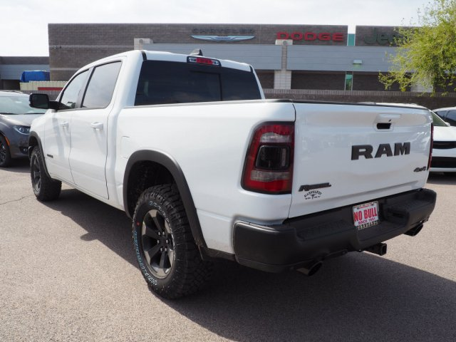 2019 Ram 1500 Crew Cab 4x4,  Pickup #D91797 - photo 2