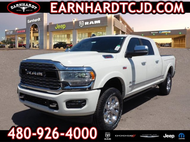 2019 Ram 2500 Mega Cab 4x4,  Pickup #D91812 - photo 1