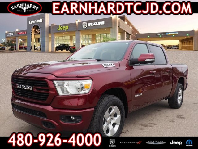 2019 Ram 1500 Crew Cab 4x2,  Pickup #D91816 - photo 1
