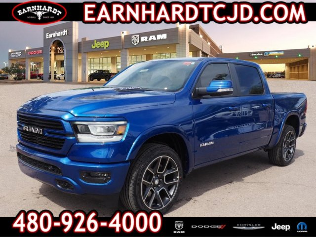 2019 Ram 1500 Crew Cab 4x4,  Pickup #D91835 - photo 1