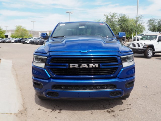 2019 Ram 1500 Crew Cab 4x4,  Pickup #D91835 - photo 3