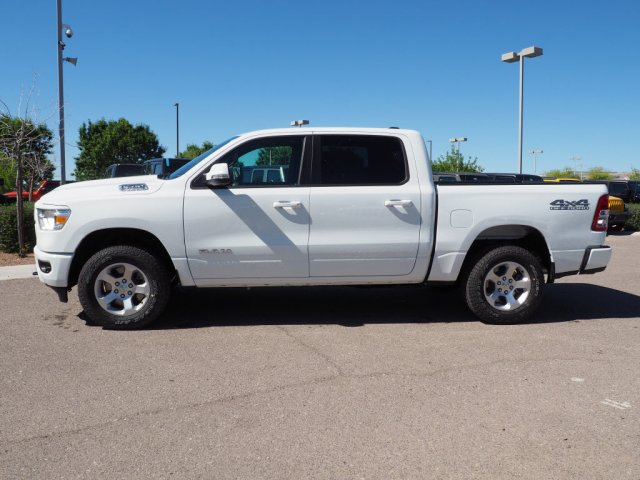 2019 Ram 1500 Crew Cab 4x4,  Pickup #D91851 - photo 4