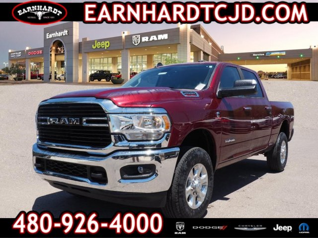 2019 Ram 2500 Crew Cab 4x4,  Pickup #D92138 - photo 1