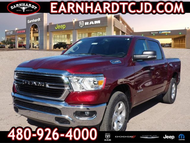 2019 Ram 1500 Crew Cab 4x2,  Pickup #D92195 - photo 1