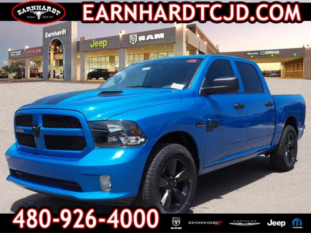 2019 Ram 1500 Crew Cab 4x2,  Pickup #D92230 - photo 1