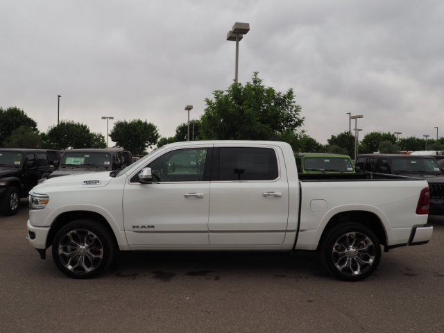 2019 Ram 1500 Crew Cab 4x4,  Pickup #D92351 - photo 4
