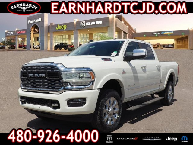 2019 Ram 2500 Crew Cab 4x4,  Pickup #D92420 - photo 1