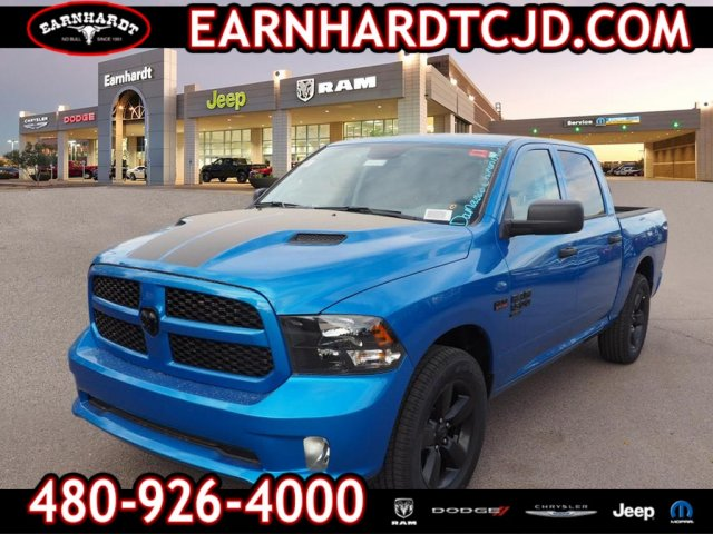 2019 Ram 1500 Crew Cab 4x2,  Pickup #D92429 - photo 1
